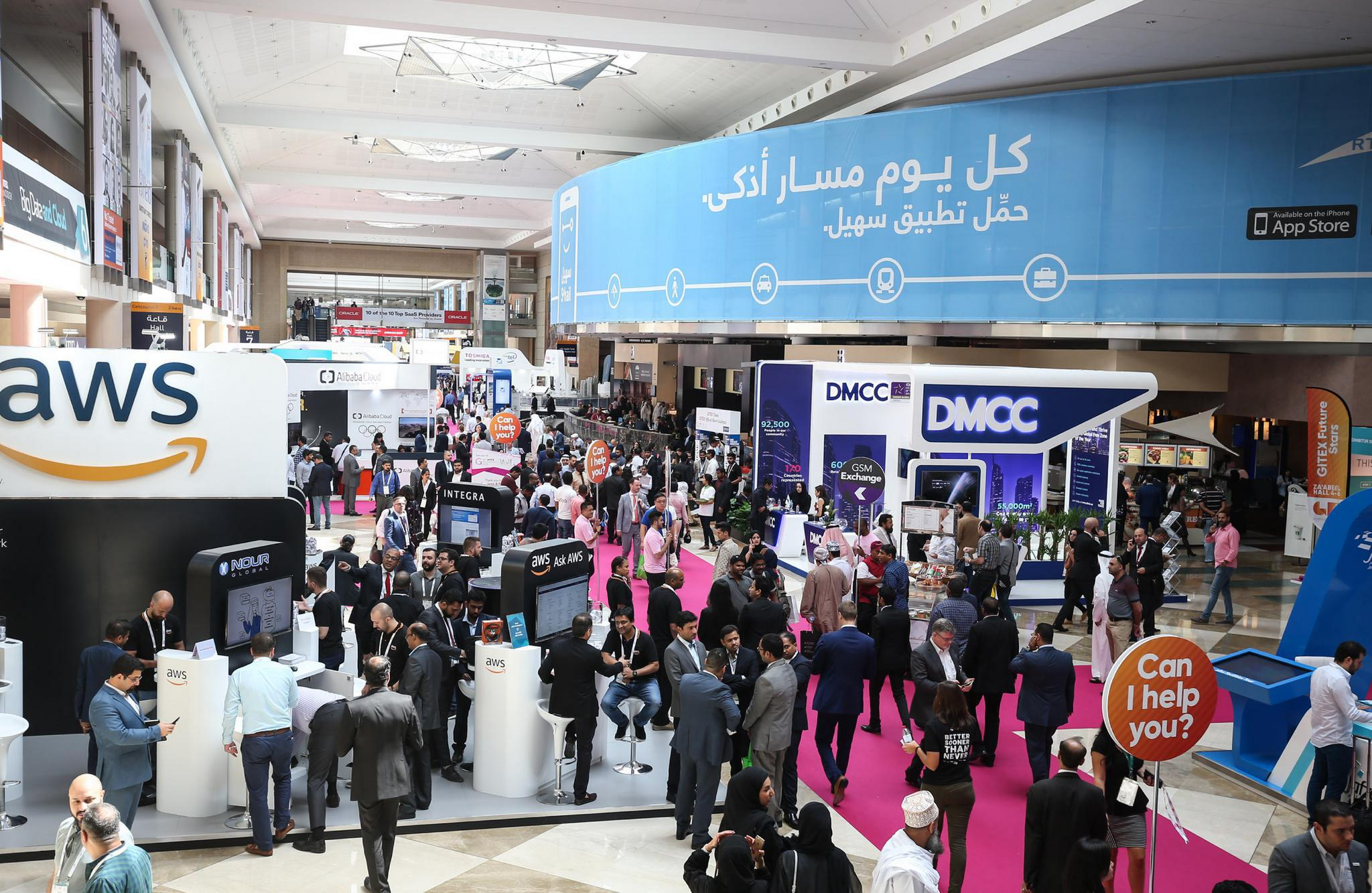 gitex-technologies-week-2019-october-dubai-starts